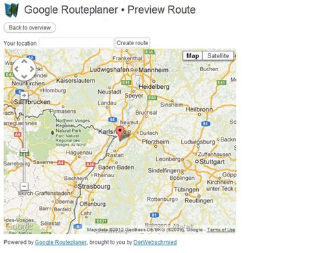 15 Free Google Map plugins For WordPress
