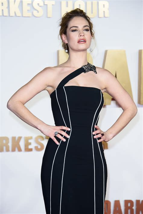 15 Fun Facts You Need To Know About The Lovely Lily James ...