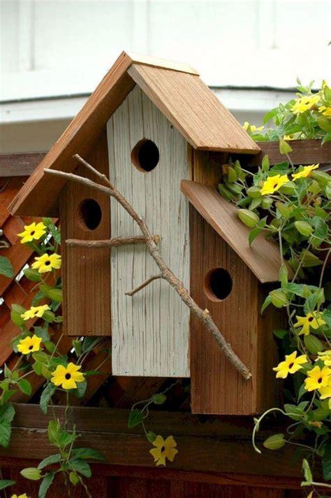 15 ideas impresionantes de la casa para pájaros para hacer ...