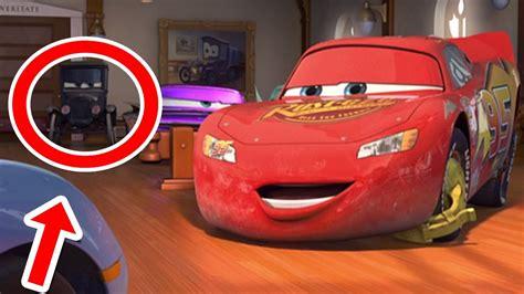 15 Increíbles Mensajes Ocultos en la Película de Cars ...
