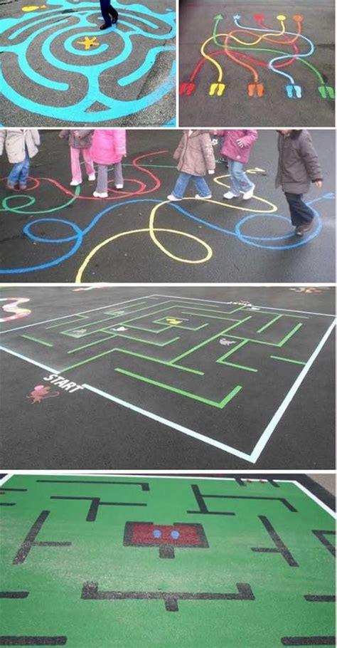 15 Juegos Originales Para Jugar Con Tizas En La Calle ...