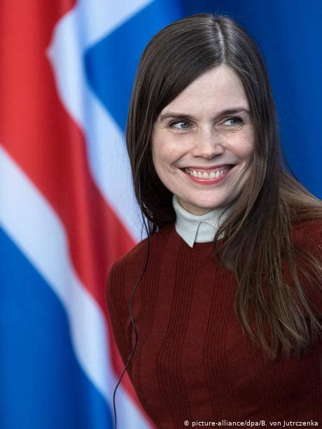 15 minutes with Icelandic Prime Minister Katrin ...
