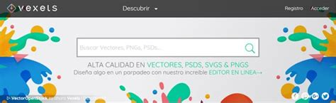 15 Páginas para descargar banners, iconos y vectores gratis