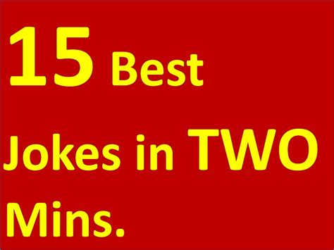 15 really short funny jokes in two minutes   YouTube
