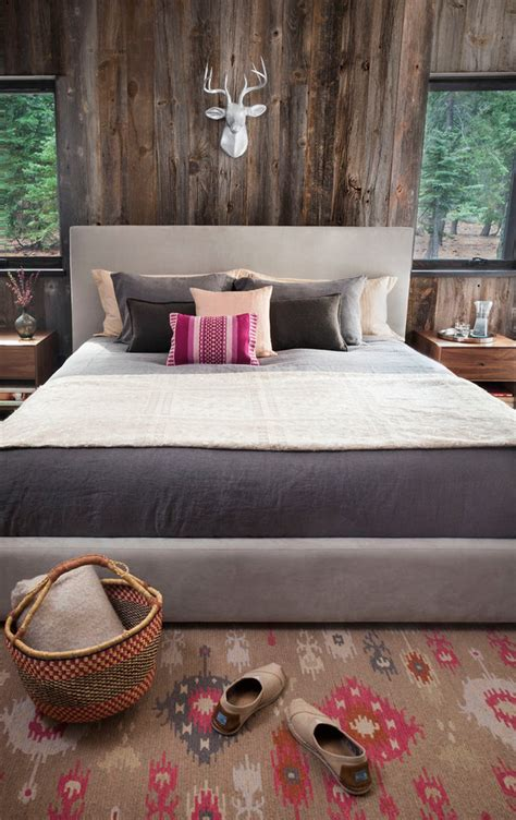 15 Restful Rustic Bedroom Interior Designs That Will Make ...