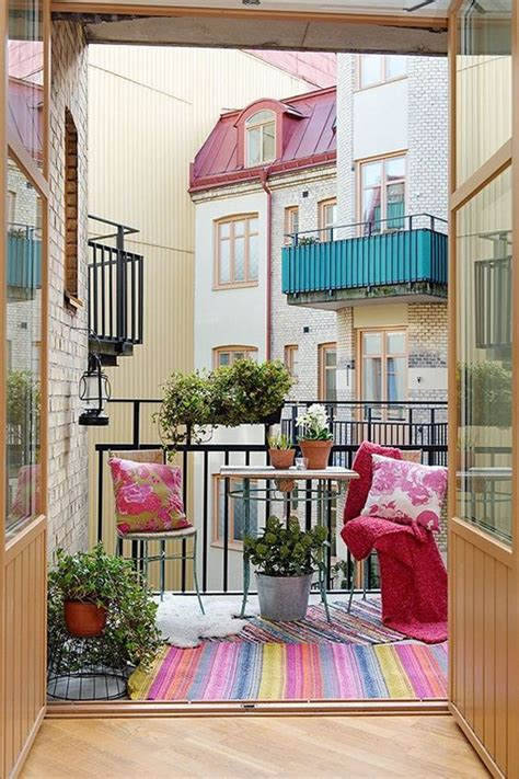 15 Small Balcony Apartment With Charming Looks   House ...