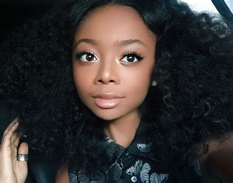 15 Times Skai Jackson Looked Amazing On Instagram   Beyond ...