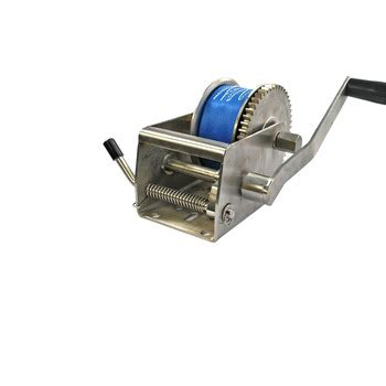1500lbs 700kg Stainless Steel Boat Trailer Winch Parts ...
