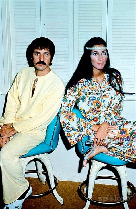 152 best SONNY & CHER images on Pinterest | Famous couples ...