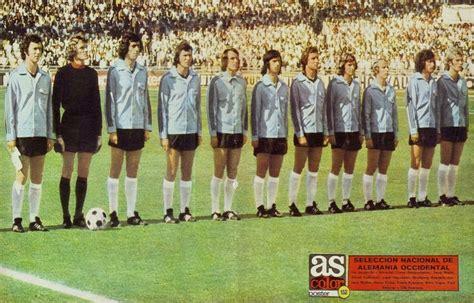 152   Selección Nacional de ALEMANIA FEDERAL Campeonato ...