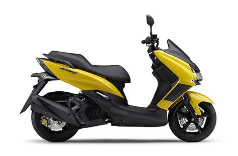 155cc Yamaha Majesty S Maxi Scooter Officially Revealed