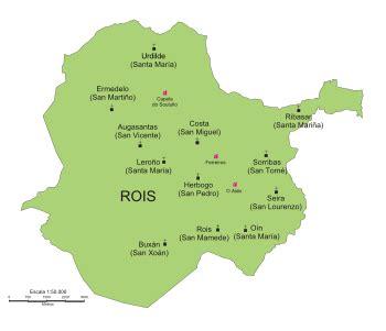 15911 código postal de Rois