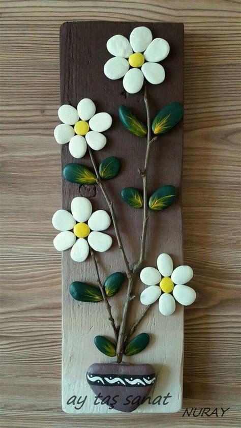 16 Adornos decorativos para el hogar con piedras   Flores ...