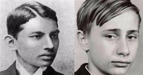 16 fotografías de líderes mundiales cuando aun eran muy ...