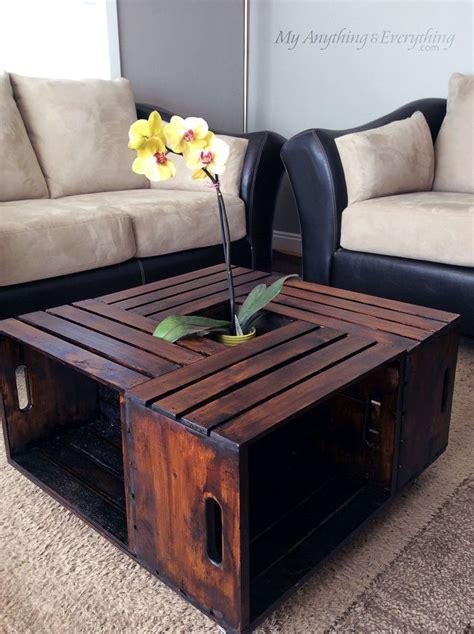 16 ideas de decoración con cajas de madera   Handfie DIY