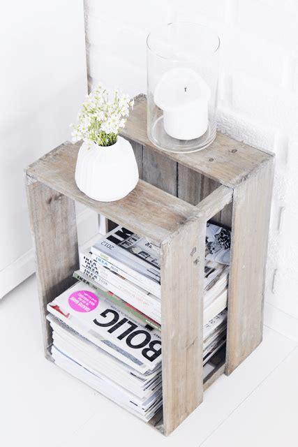 16 ideas de decoración con cajas de madera | Handfie DIY