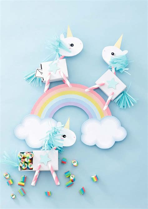 16 Inspiring Unicorn Crafts for Kids and Adults   Craft ...