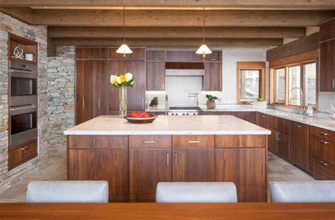 16 Modern Rustic Kitchen Designs | Design Listicle