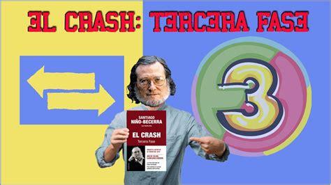 #16  Santiago Niño: Presentación del LIBRO  EL CRASH ...
