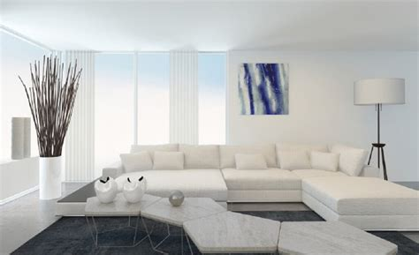 16 Sophisticated White Living Room Designs In Minimalist Style