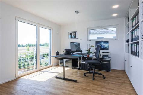 16 Stimulating Modern Home Office Designs That Will Boost ...