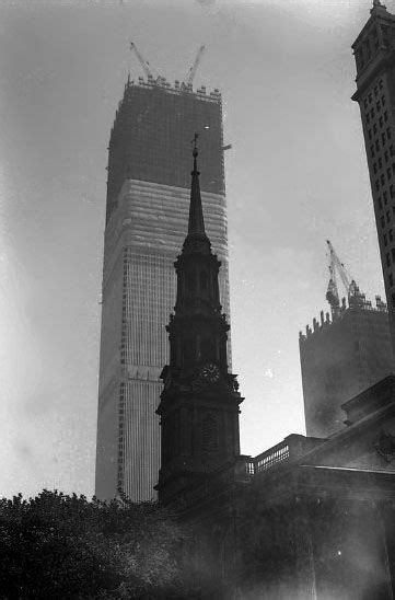 17 best images about Twin Towers Construction from 1968 to ...