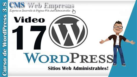 17. Cambiar contraseña de Acceso a WordPress ...
