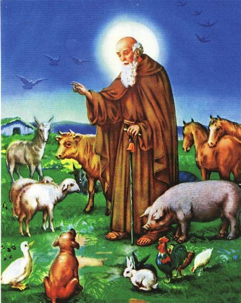17 de enero. Feliz día de San Anton de Abad. Patron de los ...