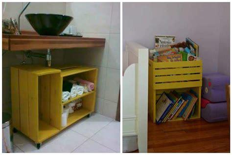 17 Ideas para reutilizar cajas de fruta en nuestro hogar ...