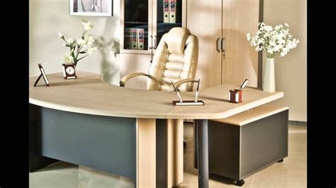 17 Modern Office Furniture Designs 2016 | Decor Sector ...