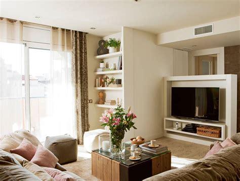 17 muebles de TV para el salón  con shopping