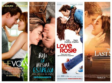 17 Películas para románticas empedernidas | Tú en línea