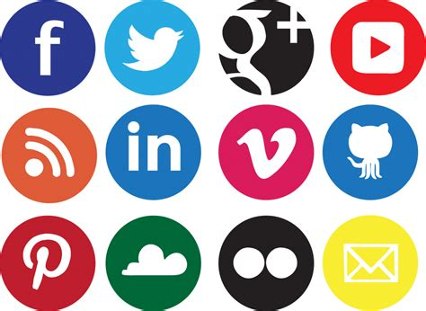 170. Buen uso de los iconos sociales   Boluda.com