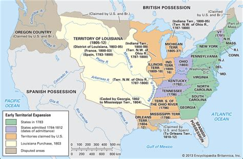 1776 United States map | United States Boundaries Map ...