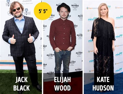 18 Celebrities Who Aren t Nearly As Tall As You Might Think