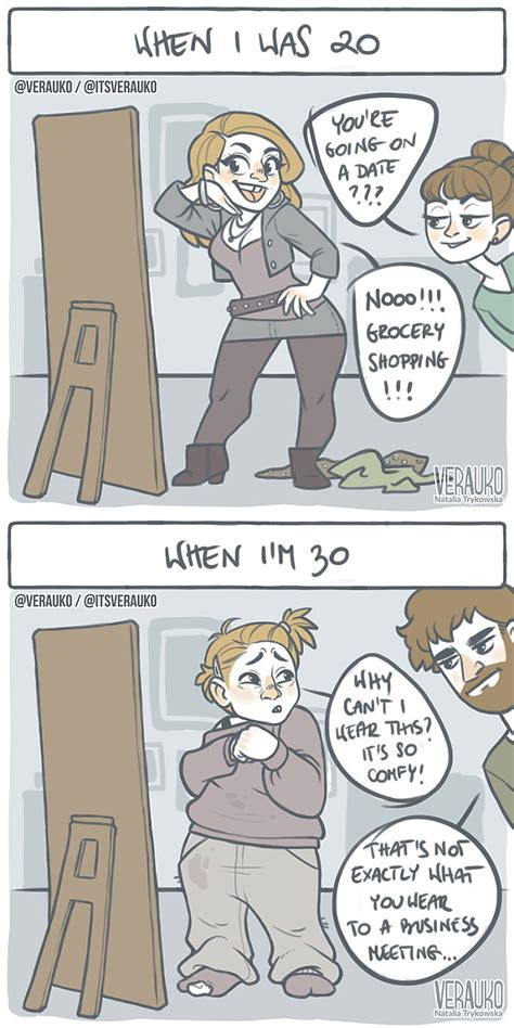 18+ Comics That Will Make You Laugh By Polish Artist ...