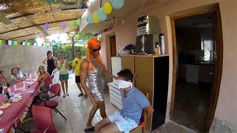 18 CUMPLEAÑOS JC FIESTA SORPRESA   YouTube