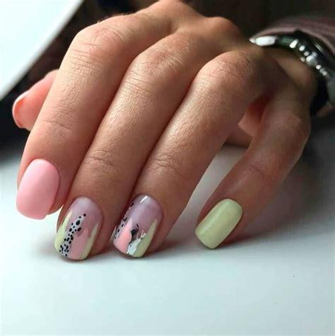 18 Diseños de uñas para combinar con el verano | Manicura ...