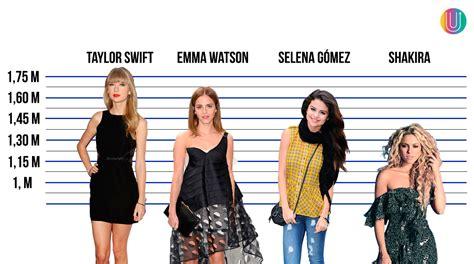 18 famosas que te demostrarán que la estatura es sólo ...