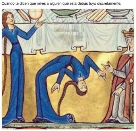 18 pinturas de la Edad Media que entienden completamente ...