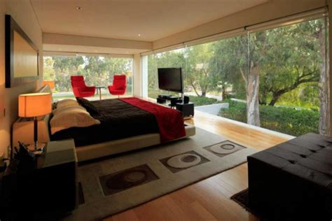 18 Really Amazing Bedroom Ideas WIth Glass Wall To Enjoy ...