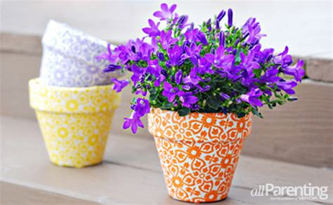 18 Simple & Easy DIY Flower Pot Designs