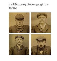 1890 s Birmingham Gang Mugshots   The Real Peaky Blinders ...
