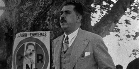 1895: Nace Lázaro Cárdenas, reconocido general y estadista ...