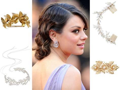 19 adornos para el pelo que llevan las novias de invierno ...