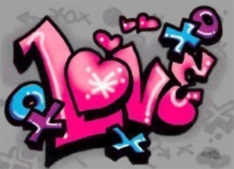 19 Imágenes de Graffitis de Amor y Amistad | Imágenes de ...