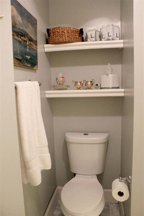19 SÚPER ideas de soluciones de almacenaje para baños pequeños