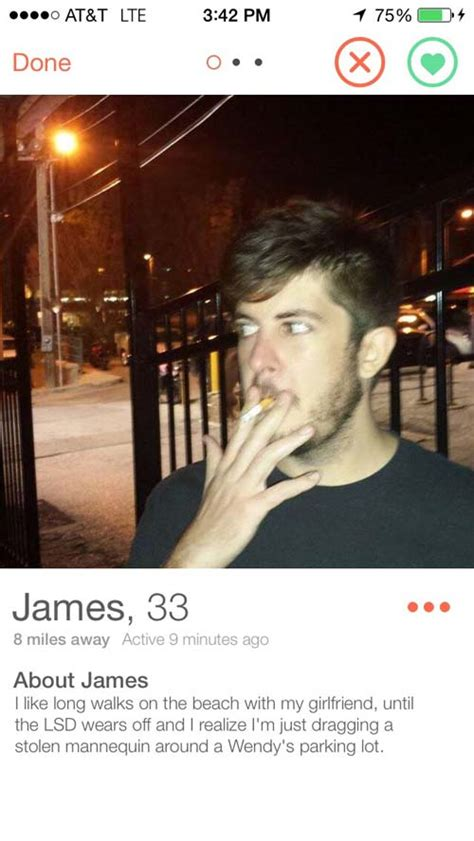 19 Tinder Profiles That Are Absolutely Perfect | Pleated Jeans