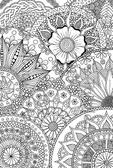 190 Mandalas para Colorear para niños   Dibuixos per ...