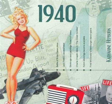 1940: A Time To Remember The Classic Years   Various ...